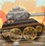 坦克打僵尸