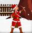 圣诞节弓箭手