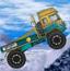 卡车过雪山