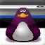 企鹅打冰球