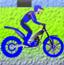 挑战摩托车障碍