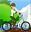 少年骇客骑自行车