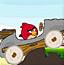 愤怒的小鸟开车