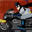 蝙蝠侠摩托车