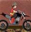 爆丸小子骑摩托