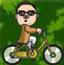 鸟叔自行车挑战赛