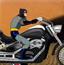 蝙蝠侠沙漠摩托