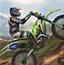 摩托障碍竞速赛