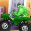 绿巨人暴力卡车