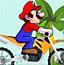 玛丽奥椰岛摩托车
