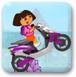 朵拉骑摩托