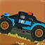 怪物警车过沙漠