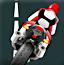涡轮摩托车