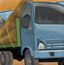 运送木材大卡车