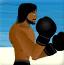海滩拳击赛