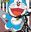 机器猫自行车
