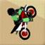 小型特技摩托