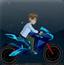 少年骇客骑摩托车2