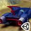 蝙蝠侠峡谷赛道