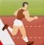百米跨栏赛