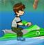 少年骇客摩托艇