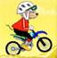 老鼠特技摩托车