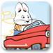 兔兔开汽车