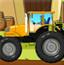 农场运输大卡车
