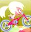 美眉自行车