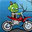 僵尸小孩骑摩托