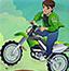 少年骇客学摩托车