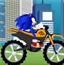 索尼克的摩托车