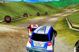 3D极品车赛