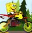 海绵宝宝摩托车竞赛