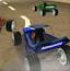 3D疯狂大脚车