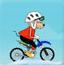 老鼠特技摩托车冬日版