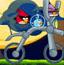 愤怒的小鸟骑车2