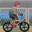 自行车特技表演