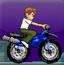 少年骇客摩托车