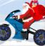圣诞老人雪地摩托