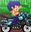 小小摩托车