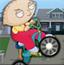 小鬼骑自行车