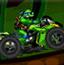 忍者神龟特技摩托车