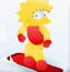 丽莎滑雪板