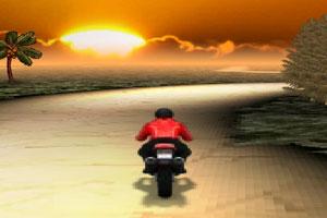 3D摩托车赛