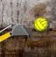 挖掘机排球对战