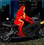 钢铁侠骑摩托