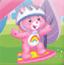 糖果小熊滑板