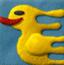 狂奔的鸭子