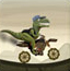 霸王龙骑摩托